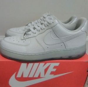Air Force 1 'White Ice' Sneakers (8.5 Women's)